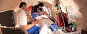 מטוס אמבולנס - הטסות רפואיות